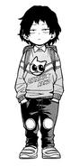 Shota Aizawa de niño
