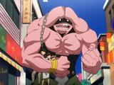 Shinji Nishiya, Yu Takeyama & Toshinori Yagi vs. Habit Headgear