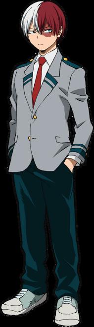 Shouto Todoroki Full Body Uniform.png