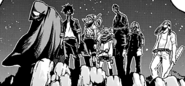 Vanguard Action Squad Manga