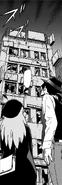 Rokuro leads Kazuho into a trap
