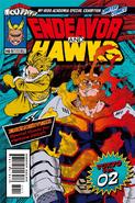 Limited Comics Endeavor and Hawks