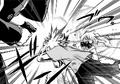 Tetsutetsu protects Itsuka