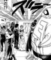 Rescue Team Meeting (Manga)