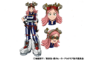 Mei Hatsume TV Animation Design Sheet