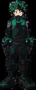 Izuku Midoriya Hero Costume WHM