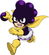Minoru Mineta Traje de Heroe