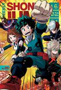Weekly Shonen Jump - Volume 209 - Cover