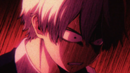 Shoto fears All For One