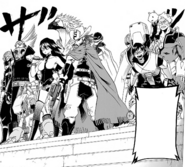 U.A. Teachers vs. League of Villains (Manga)