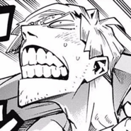 Teruo Hazukashi (Manga)