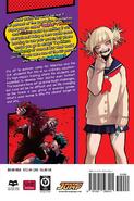 Volume 9 back cover