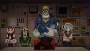 Ochaco and Tsuyu join the Oki Mariner Crew