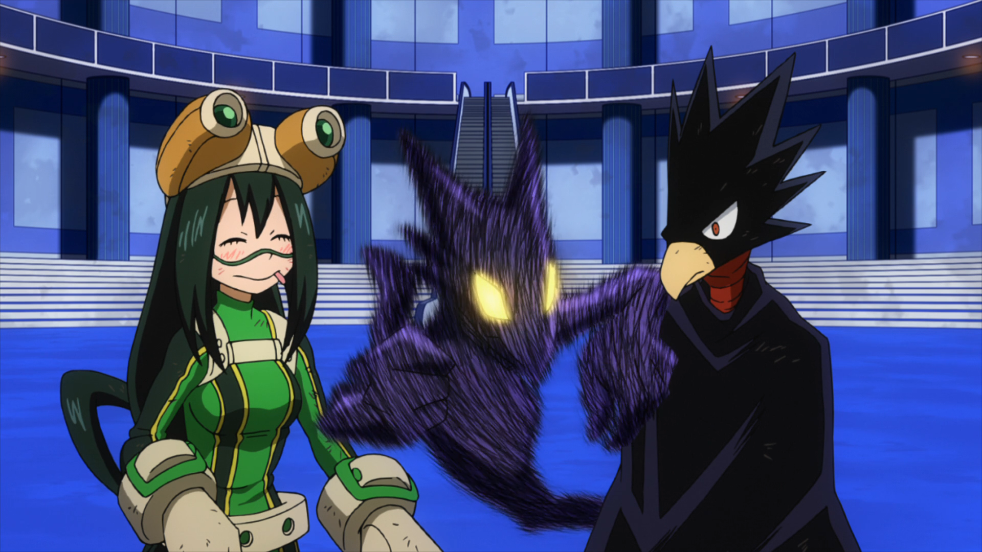Fumikage and Tsuyu pass.png