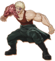 Muscular One's Justice Design
