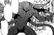 Octoid body