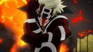 Red LA Villain