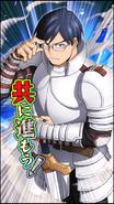 Tenya Ida Upgrade Character Art 10 Smash Rising