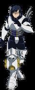 Tenya Ida Anime Hero Costume (Helmetless)