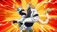 Tenya and Mashirao fusion