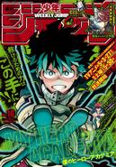 Weekly Shonen Jump Issue 16 2021