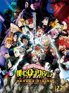 Heroes Rising Promocional Poster 2