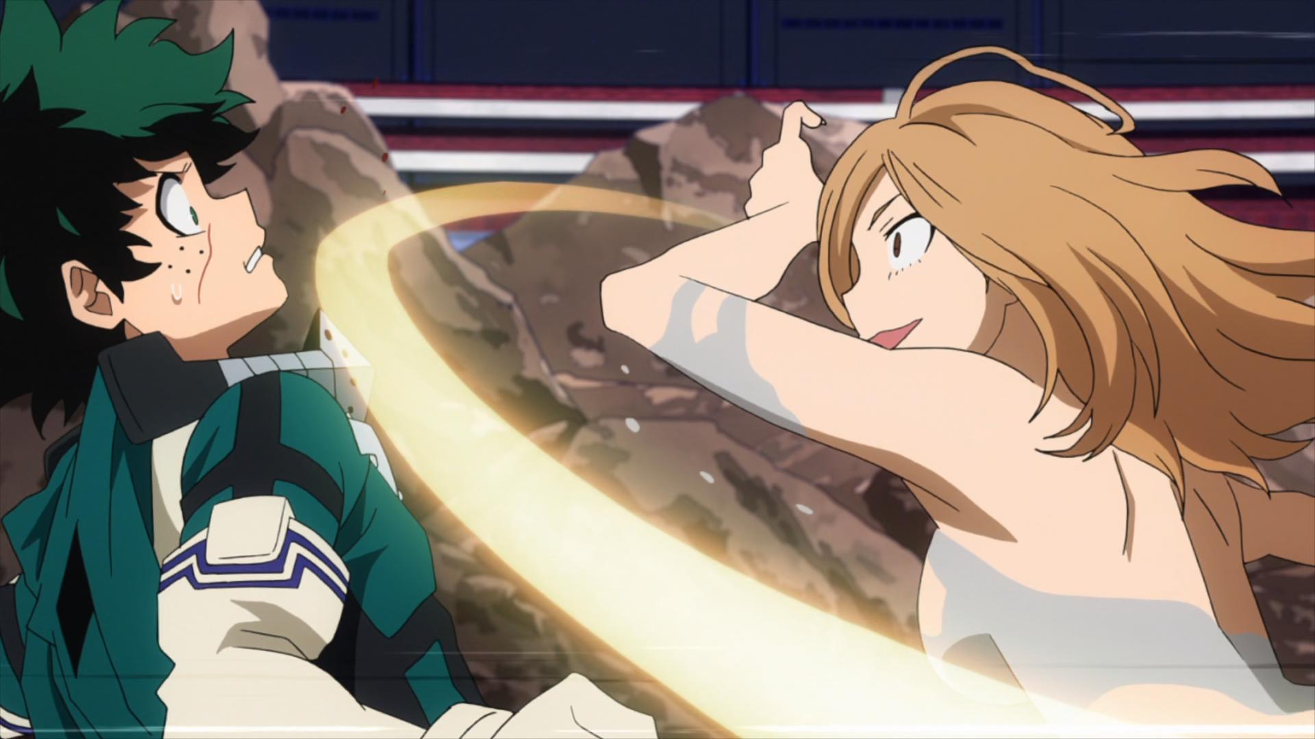 Izuku Midoriya vs. Himiko Toga