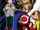 My Hero Academia - Saison 1