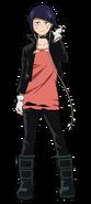 El primer disfraz de héroe de Kyoka