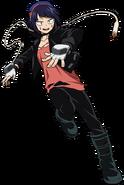 Kyoka Jiro 2 Traje de Heroe