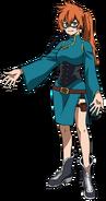 Itsuka Kendo Winter Costume (Anime)