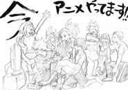 Season 3 Premiere Sketch