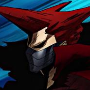 Crimson Riot Anime Portrait