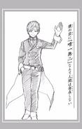 Volume 12 Neito Monoma Hero Costume