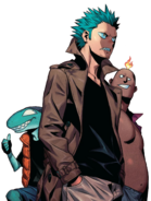 Soga, Moyuru and Rapt Colored Volume 10