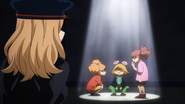 The girls ignore Camie