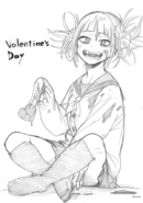 Valentine's Day 2016 Sketch