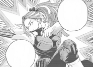 Lady Nagant cuando era heroína