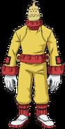 Kojiro Bondo Hero Costume (Anime)