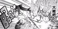 Shoto vs Katsuki