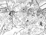 Tsunagu Hakamada & Trainees vs. Paranormal Liberation Front