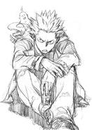 Soga Kugisaki Sketch by Betten Court