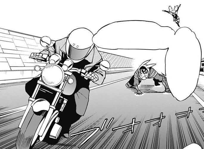 Koichi Haimawari & Christopher Skyline vs. Thief