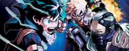 Shonen Jump Issue 3 Artwork