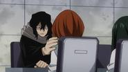 Shota comforting Ochaco