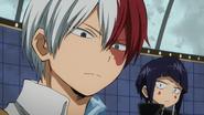 Shoto explains the villains motives