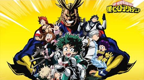 My Hero Academia Musique - Darkness Dominates The Heart