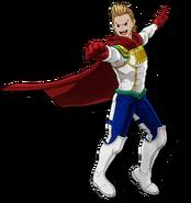 Mirio en My Hero One's Justice 2