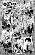 Volume 19 Horikoshi's Assistants
