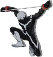 Jin Bubaigawara One's Justice 2 Artwork